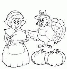 free thanksgiving coloring printable pages coloring