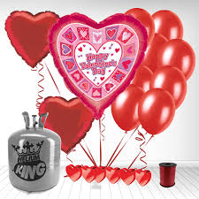 valentines day baloons valentines heart shape balloons small package partyrama co uk