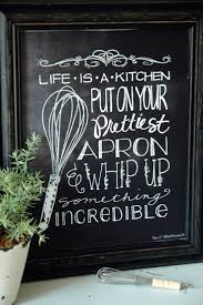 chalkboard a frame sidewalk sign kitchen chalkboard quotes