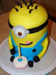 minion birthday cakes minion cakes decoration ideas birthday cakes