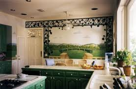 Wall Mural Ideas Kitchen Wall Mural Ideas Tree Design In White The Innovative For