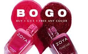 zoya non toxic nail polish bogo sale all natural savings