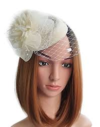 tea party hats fascinator hats pillbox hat bowler hat flower veil wedding