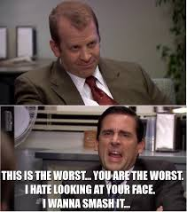 Toby Meme - michael scott and toby flenderson album on imgur