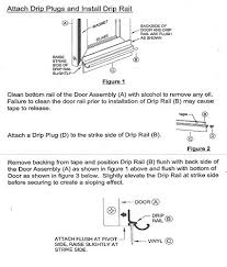 Shower Door Drip Rail And Sweep Rubbed Bronze Framed Shower Door Replacement Drip Rail With