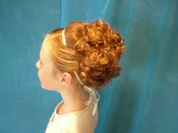 elegant updo with curls for medium length hair youtube