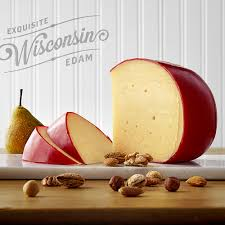 food of the month wisconsin cheese s cheese of the month edam cheese