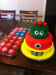 yo gabba gabba birthday cake3d cards 75 best cakes images on anniversary cakes birthday