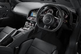 Audi R8 Manual - win a top of the range audi r8 function fixers