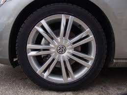 volkswagen golf wheels review 2015 volkswagen golf 1 8t highline canadian auto review