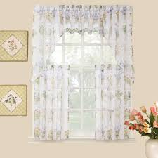 Kitchen Tier Curtains by No 918 Eve U0027s Garden Kitchen U0026 Tier Curtains Lichtenberg
