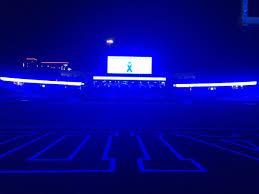 texas tech neon light texas tech football on twitter tonight jones at t stadium glows
