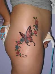 latest tattoo designs thigh tattoos for women
