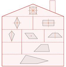 Haus Der Haus Der Vierecke Mathe Artikel Serlo Org