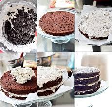 oreo chocolate cake the novice housewife