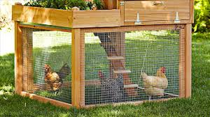 chicken coops get a high end makeover