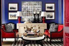 Red White And Blue Home Decor Quick Clicks Red White And Blue Room Inspiration Homeagination