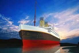 china starts construction of full size titanic replica new york post
