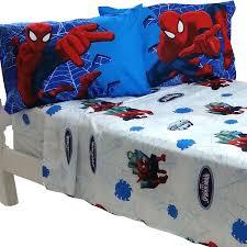 Marvel Baby Bedding Bedroom Captivating Avenger Marvel Spiderman Bedroom Set For