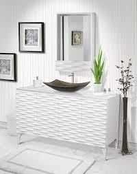 60 Inch Bathroom Vanit Sophia 60 Inch Bathroom Vanity With Bianco Marble Countertop