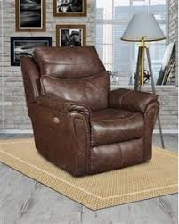 Viva 2577 Home Theater Recliner Matinee Durablend Eclipse Contemporary 4 Theater Seating