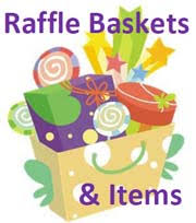 raffle baskets milford schools raffle baskets items
