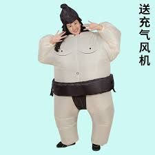 Child Dinosaur Halloween Costume Usd 46 67 Inflatable Sumo Suit Dinosaur Halloween Costumes