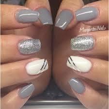 best 20 grey nail designs ideas on pinterest gel nail art gel