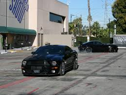 2008 Mustang Gt Black Ford Mustang Shelby Gt500kr Kitt 2008 Pictures Information