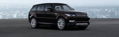 black land rover range rover sport colours guide carwow