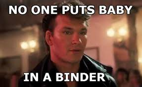 11 best and worst binders full of women memes