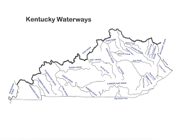 Map Of Ohio And Kentucky by Secretary Of State Geographic Materials