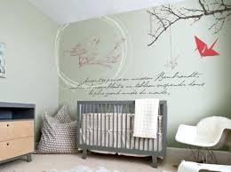 stickers pour chambre bébé stickers muraux chambre bebe stickers muraux bacbac sauthon dacco