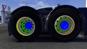 build your own volvo build your own rims v2 for ets 2 euro truck simulator 2 mods