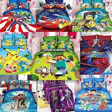 Minecraft Comforter Set Children U0027s Quilt Covers Ebay