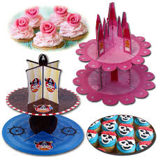 birthday stand cake cupcake party table fairy pirate princess boys