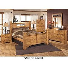 Bed And Nightstand Amazon Com Bittersweet Queen Bedroom Set With Poster Bed Dresser