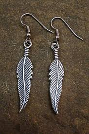 feather earings feather earrings crafty celts