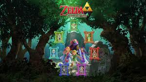 The Legend Of Zelda A Link Between Worlds Map by Top 100 Open World Game Playstationenthusiast