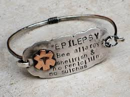 medical id bracelets for women custom medical alert bracelet by bw silver handmade custommade com