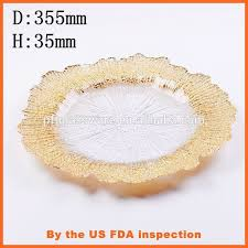 wedding plates cheap china cheap wholesale gold silver charger plates for wedding