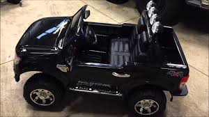 electric jeep for kids ford ranger 12 volt electric kids car review after built by team