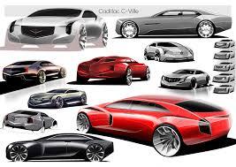 cadillac supercar samir sadikhov designer