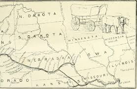 Map Of Oregon Trail by File The Ox Team Or The Old Oregon Trail 1852 1906 1907