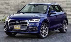 Audi Q5 Specs - 2018 audi q5