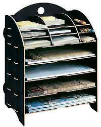 trieur papier bureau organisez votre bureau en sciure de bois recyclée le de