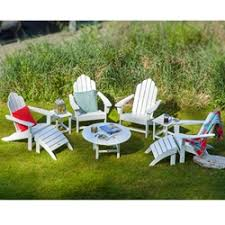 Outdoor Furniture Plastic by Polywood Furniture Hdpe Recycled Furniture