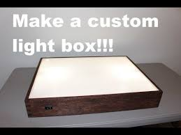 Woodworking Plans Light Table by Best 25 Diy Light Box Ideas On Pinterest Photo Light Box