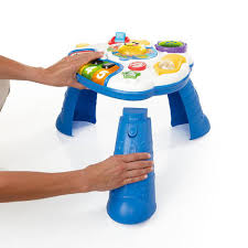 baby einstein discovering music activity table walmart com