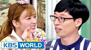 even mc yoo jaeseok can u0027t stop apink bomi happy together